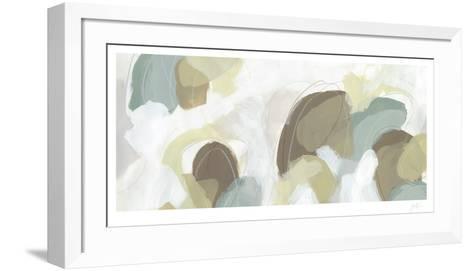 Subtle Synergy IV-June Vess-Framed Art Print