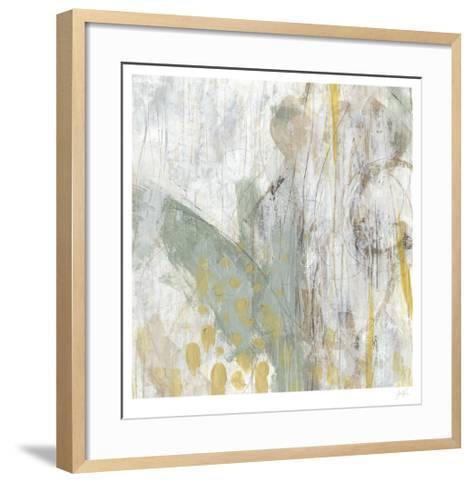 Surface Structure I-June Vess-Framed Art Print