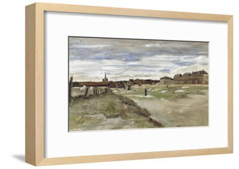 Bleachery at Scheveningen Art Print by Vincent van Gogh | Art.com