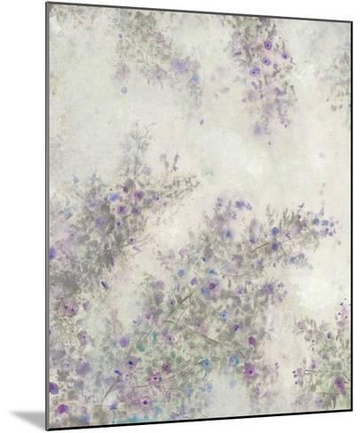 Twig Blossoms III-Tim OToole-Mounted Giclee Print
