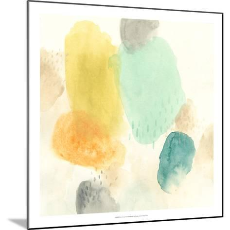 River Stones I-June Vess-Mounted Giclee Print