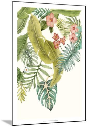 Soft Tropics II-Naomi McCavitt-Mounted Giclee Print