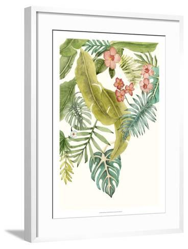 Soft Tropics II-Naomi McCavitt-Framed Art Print