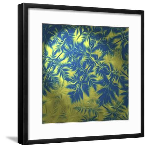 Under Brush I-James Burghardt-Framed Art Print
