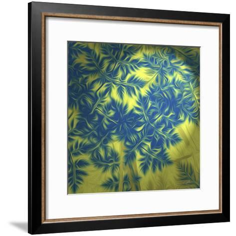 Under Brush II-James Burghardt-Framed Art Print