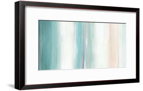 Seafoam Spectrum I-June Vess-Framed Art Print