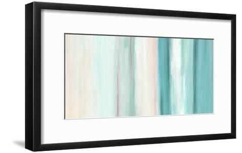 Seafoam Spectrum II-June Vess-Framed Art Print