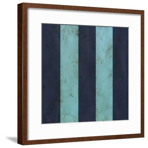 Seaside Signals IV-June Vess-Framed Art Print
