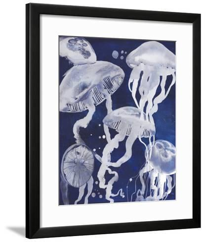 Swarm II-Grace Popp-Framed Art Print