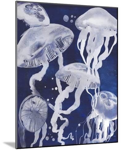 Swarm II-Grace Popp-Mounted Art Print