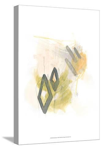 Side Swipe I-June Vess-Stretched Canvas Print