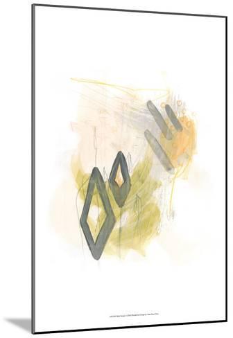 Side Swipe I-June Vess-Mounted Art Print