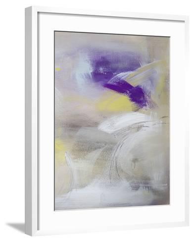 Swept Away II-Julia Contacessi-Framed Art Print