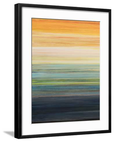 The Magic Hour I-Jodi Fuchs-Framed Art Print