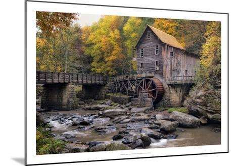 The Mill & Creek I-Danny Head-Mounted Giclee Print