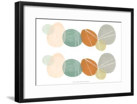 2-Up Interdependent I-June Vess-Framed Art Print