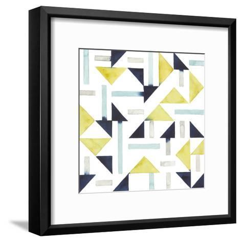 Bemused II-Grace Popp-Framed Art Print