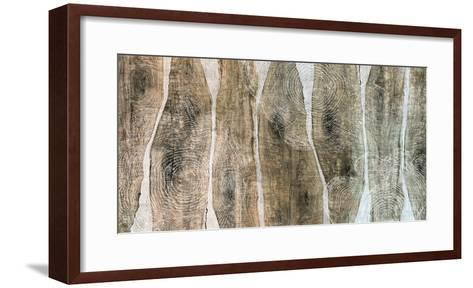 Live Edge II-John Butler-Framed Art Print