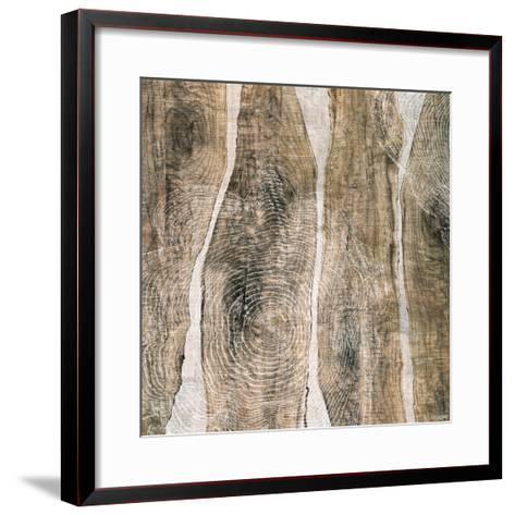Live Edge III-John Butler-Framed Art Print