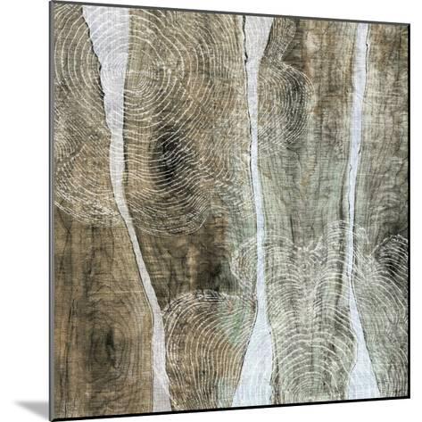 Live Edge IV-John Butler-Mounted Giclee Print
