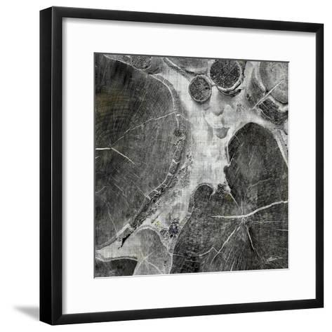 Logging I-John Butler-Framed Art Print