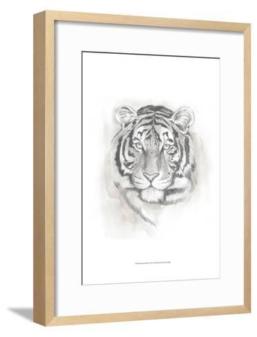 Big Cat Study II-Grace Popp-Framed Art Print