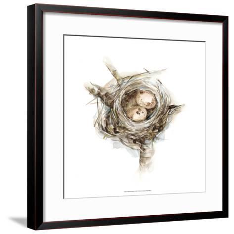 Bird Nest Study I-Ethan Harper-Framed Art Print