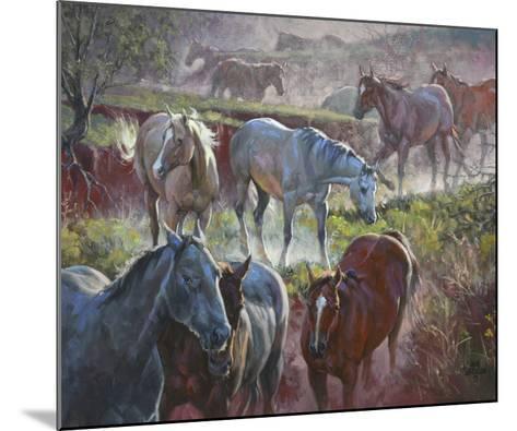 Greener Pastures-Jack Sorenson-Mounted Art Print