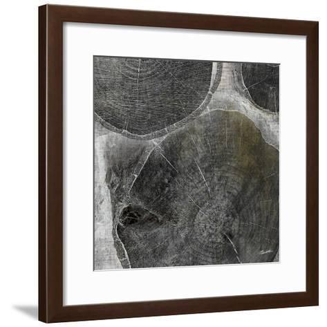 Logging V-John Butler-Framed Art Print