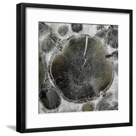 Logging VI-John Butler-Framed Art Print