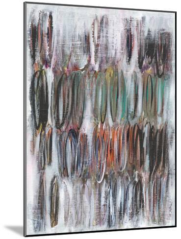 Paint Scribble I-Jodi Fuchs-Mounted Art Print