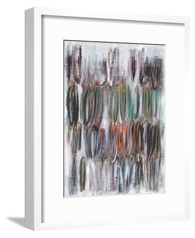 Paint Scribble I-Jodi Fuchs-Framed Art Print