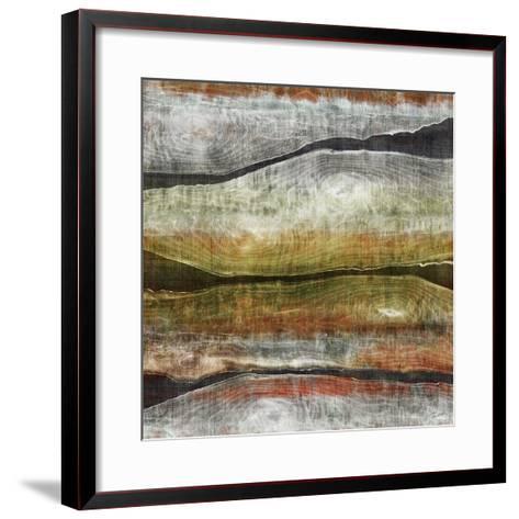 Painted Live Edge I-John Butler-Framed Art Print