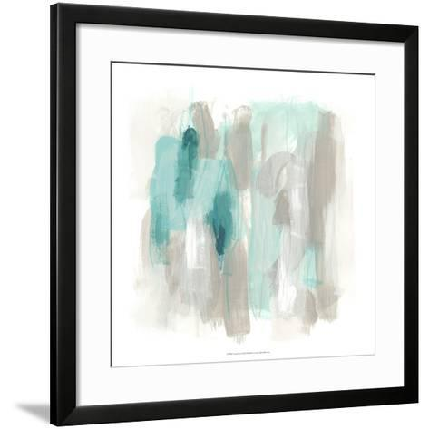 Coastal Fog I-June Vess-Framed Art Print