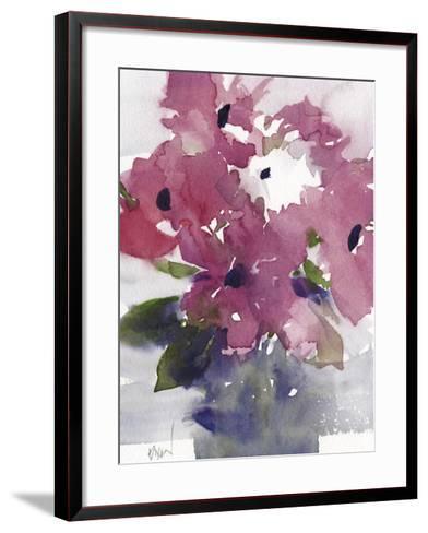 Floral Between I-Samuel Dixon-Framed Art Print