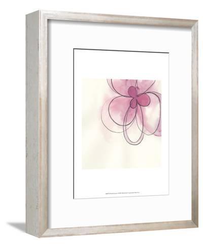 Floral Gesture I-June Vess-Framed Art Print
