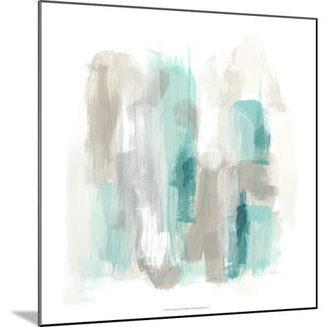 Coastal Fog II-June Vess-Mounted Giclee Print
