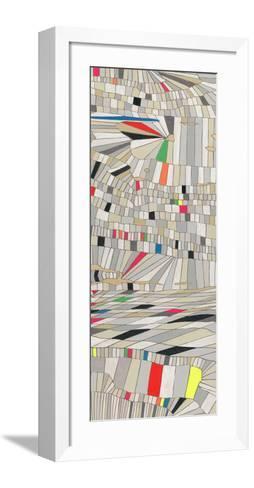 Hifi Grain II-Nikki Galapon-Framed Art Print