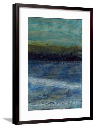 Marooned II-Alicia Ludwig-Framed Art Print
