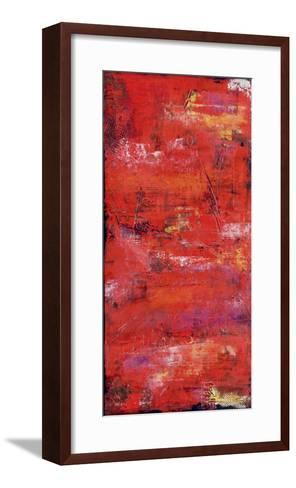 Red Door I-Erin Ashley-Framed Art Print