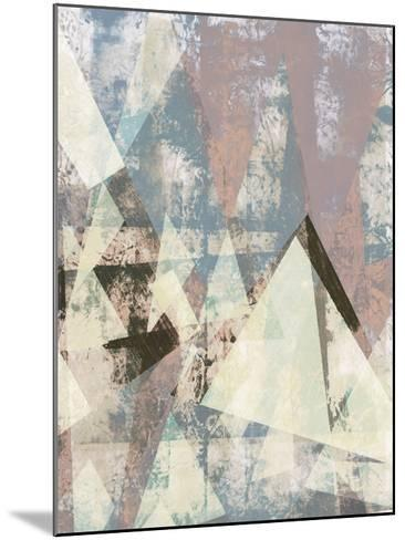 Color Juxtapose II-Jennifer Goldberger-Mounted Art Print