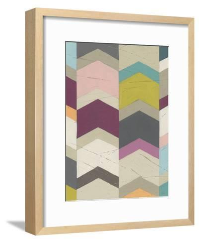 Confetti Prism II-June Vess-Framed Art Print