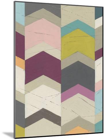 Confetti Prism II-June Vess-Mounted Art Print