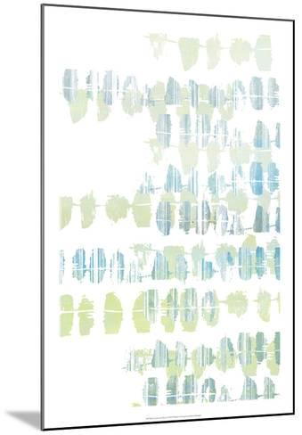 Connect the Dashes I-Jennifer Goldberger-Mounted Art Print