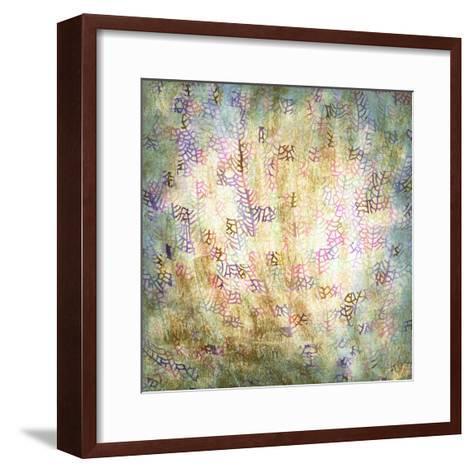 Coral Party II-Studio W-Framed Art Print
