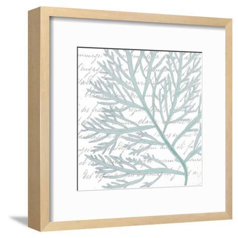 Aqua Marine VI-Anna Hambly-Framed Art Print