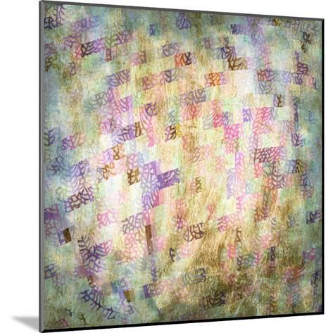 Coral Party III-Studio W-Mounted Art Print