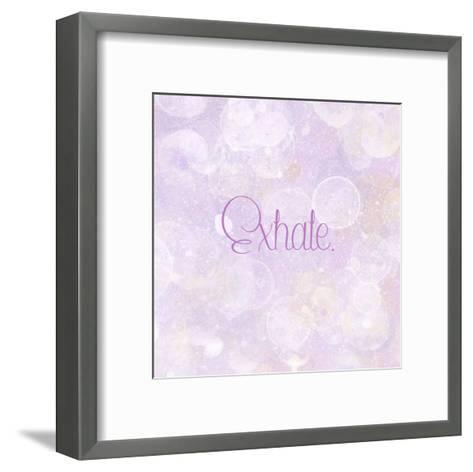 Bubble Bath III-Studio W-Framed Art Print