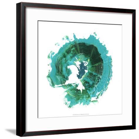 Geode Abstract I-Ethan Harper-Framed Art Print