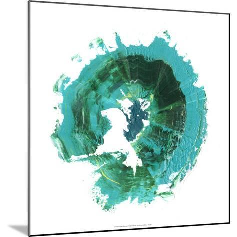Geode Abstract I-Ethan Harper-Mounted Giclee Print